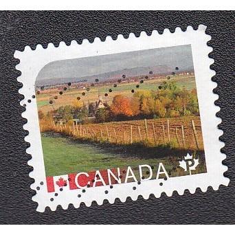 CANADA 2890 UNESCO: Grand-Pré
