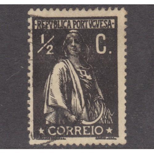 USED PORTUGAL #208 (1912)
