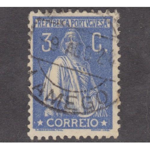 USED PORTUGAL #219 (1921)