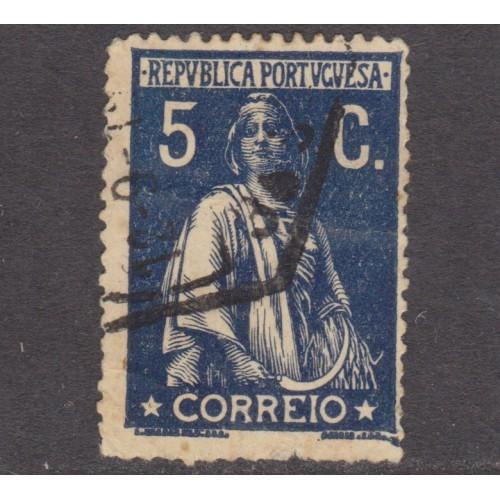USED PORTUGAL #223 (1912)
