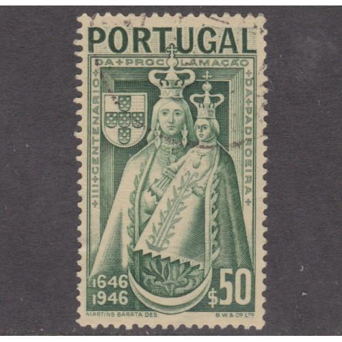 USED PORTUGAL #672 (1946)
