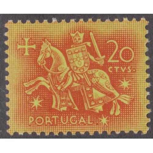 UNUSED/NH PORTUGAL #763 (1953)