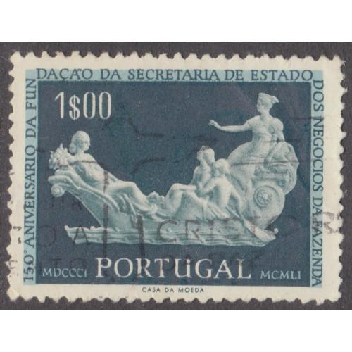 USED PORTUGAL #792 (1954)