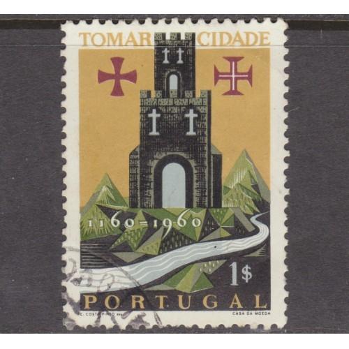 USED PORTUGAL #878 (1962)