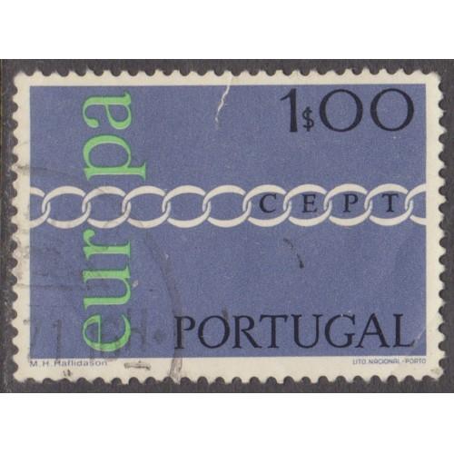 USED PORTUGAL #1094 (1971)