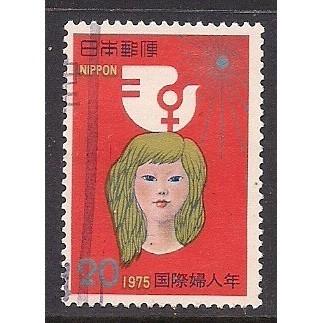 (JP) Japan Sc#  1215  Used   (1263)