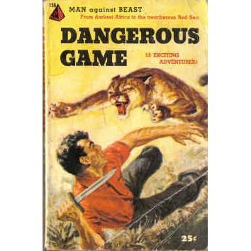 Anthology DANGEROUS GAME Man vs Animals