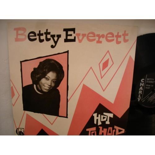 Betty Everett ~ Hot To Hold~LP *