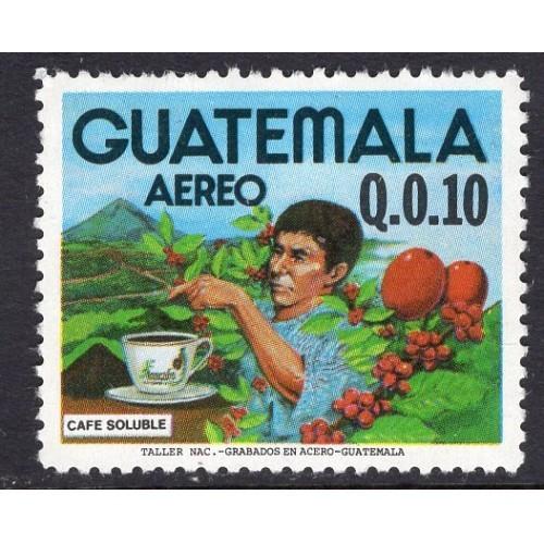 Guatemala (1984) Sc# C787 used