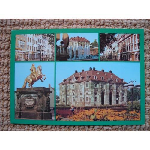 GERMANY - Dresden #D017