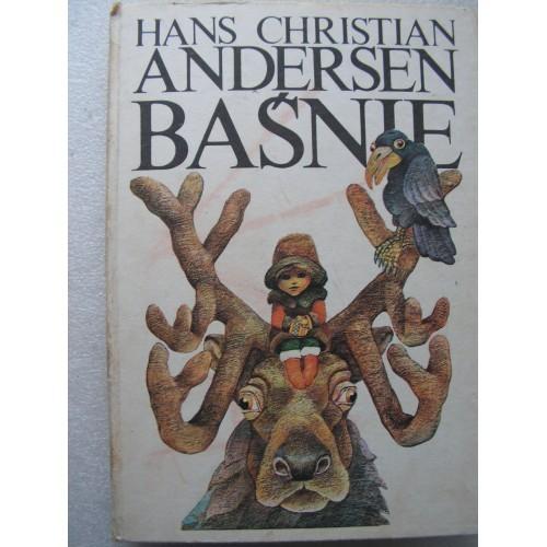 """Basnie"".  Hans Christian Andersen. (Polish)"