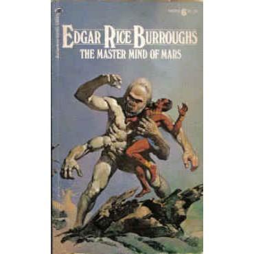 BURROUGHS Edgar Rice MASTERMIND OF MARS 3rd