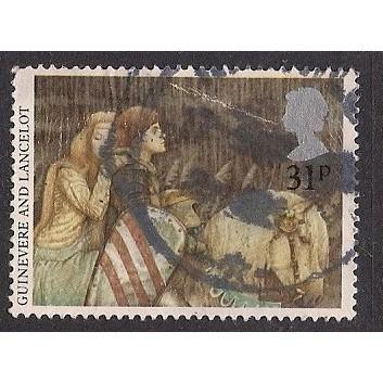 (UK) Great Britain  Sc#  1117 Used  (1387)