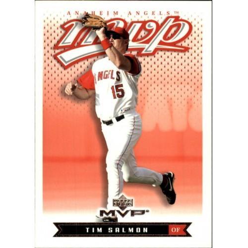 Tim Salmon 2003 UD MVP #6