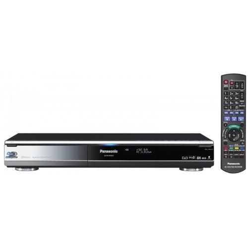 Panasonic DMR-BS850 Blu-Ray Recorder with 500GB HDD - Twin Freesat+ HD Tuner
