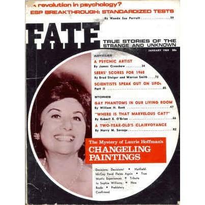 FATE Magazine 1969/ 1 Analysis 1968 Prophecy