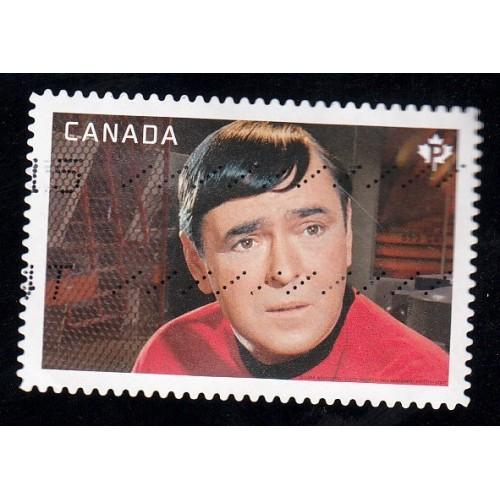 Canada 2918 Star Trek: Scotty