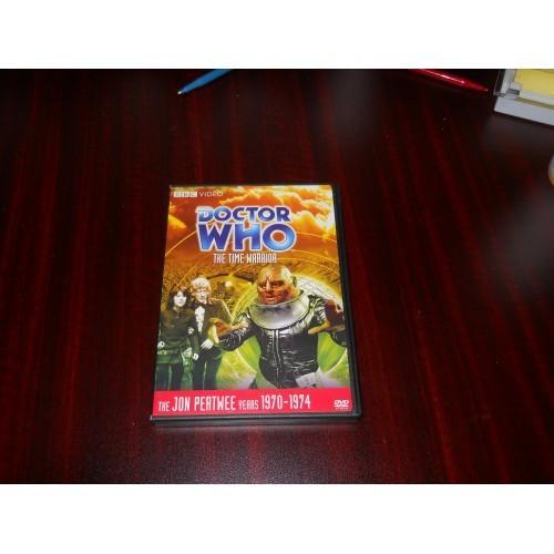 Doctor Who Time Warrior DVD Jon Pertwee