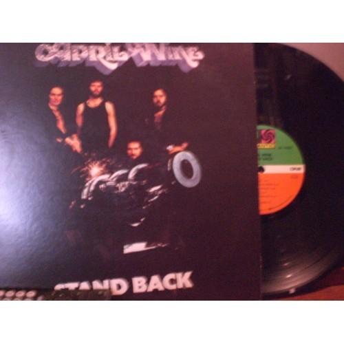 33 RPM: #2414.. APRIL WINE - STAND BACK / VG+ / ATLANTIC SD 19303