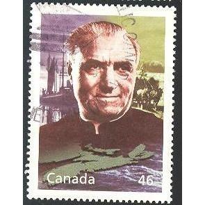 Canada 1823d Millennium: Father Coady CV = 0.60$