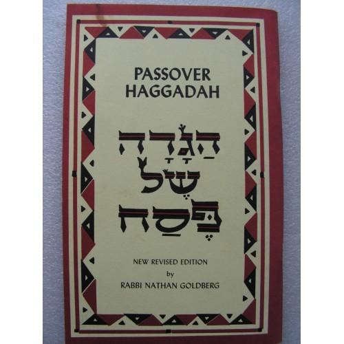 Passover Haggadah Nathan Goldberg