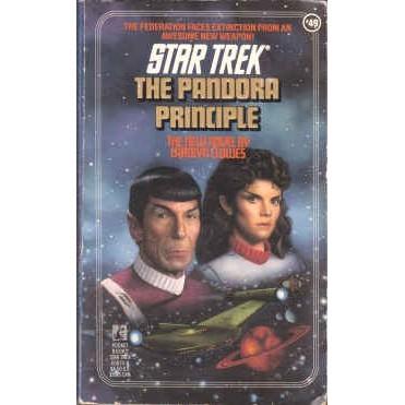 Star Trek  49 Carolyn Clowes PANDORA PRINCIPLE