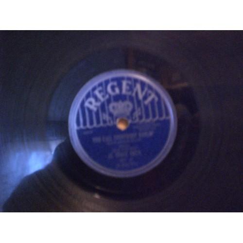 78 RPM: #2701.. AL TRACE - YOU CALL EVERYBODY DARLIN' / VG/VG+ / REGENT 201