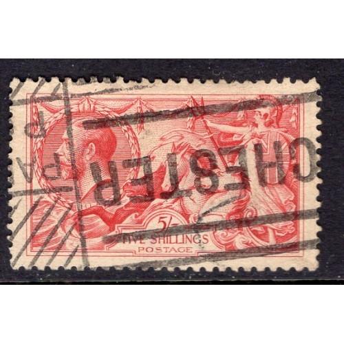 Great Britain (1919) Sc# 180 used; SCV $125.00