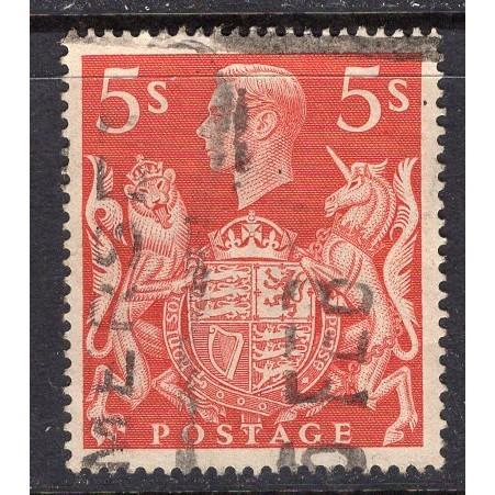 Great Britain (1939-42) Sc# 250 (4) used