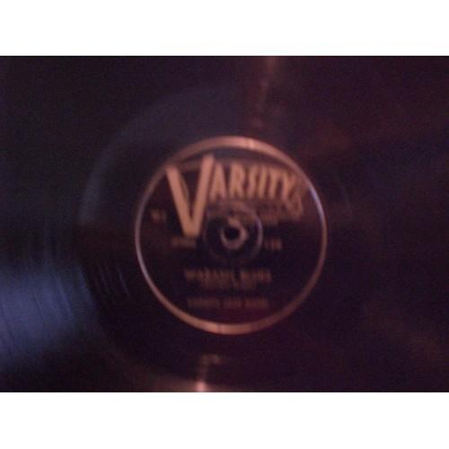 78 RPM: #2760.. VARSITY JAZZ BAND - WABASH BLUES & TYLER DUO - LAVENDER BLUE