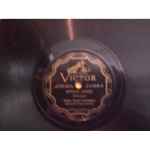 78 RPM: #2791.. Ca. MID 1920's / VICTOR SALON ORCHESTRA - APACHE DANCE &