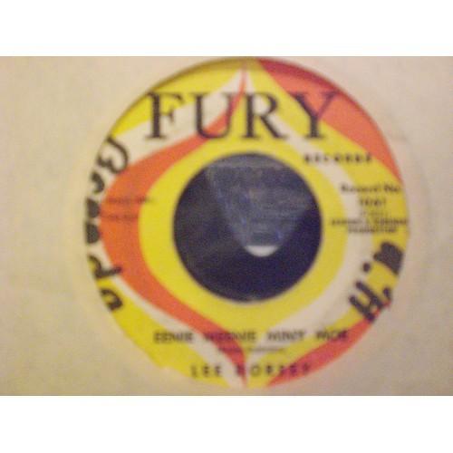 45 RPM: #3661.. LEE DORSEY - EENIE MEENIE MINY MOE & BEHIND THE 8 BALL / FURY