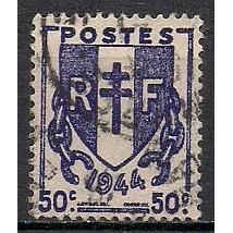 (FR) France Sc#  527  Used  (2415)