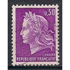 (FR) France Sc#  1198  Used  (2654)