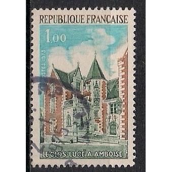 (FR) France Sc#  1374  Used  (2663)