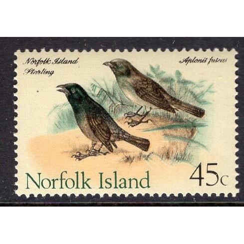 Norfolk Island (1970-71) Sc# 138 MNH