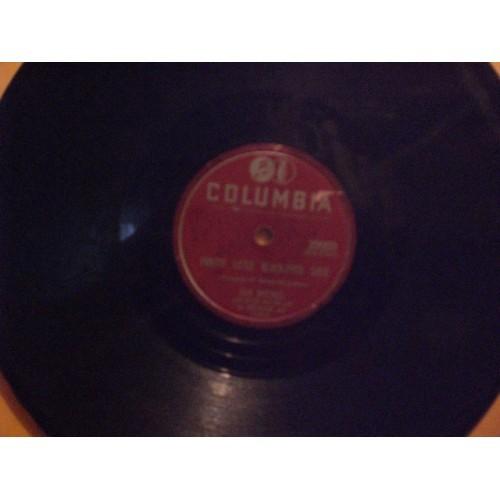 78 RPM: #2970 GUY MITCHELL - PRETTY LITTLE BLACK-EYED SUSIE / VG / COLUMBIA 3990