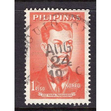 Philippines (1962-69) Sc# 864 used