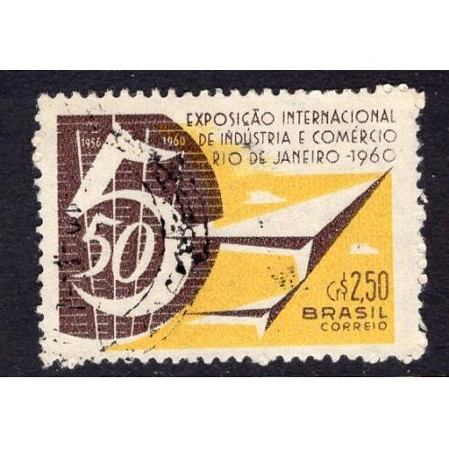 Brazil (1960) Sc# 914 (2) used
