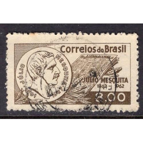 Brazil (1962) Sc# 942 used