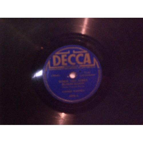 78 RPM: #3102 CONNEE BOSWELL - WHEN THE ROSES BLOOM AGAIN & NURSIE, NURSIE / VG