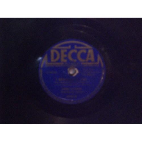 78 RPM: #3150 JIMMY DORSEY - I REMEMBER YOU (vocal BOB EBERLY) VG/VG+ / DECCA
