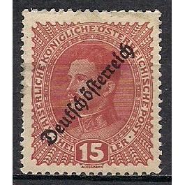(AU) Austria Sc# 186  MH (2826)