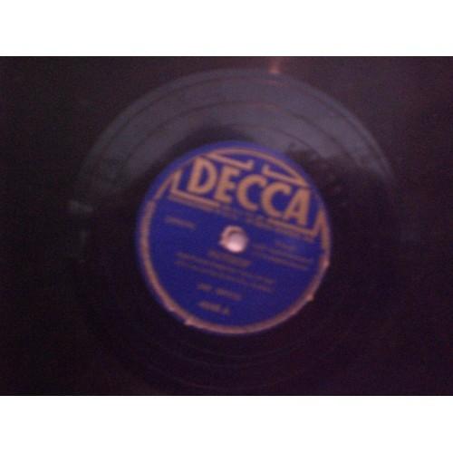 78 RPM: #3219 INK SPOTS - NOTHIN' & SOMEBODY'S ROCKIN' MY DREAM BOAT / VG / DECC