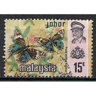 (MY) Malaysia (Johore) Sc# 181 Used (2902)