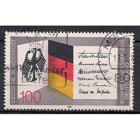 (GR) Germany Sc#  1577   (2931)