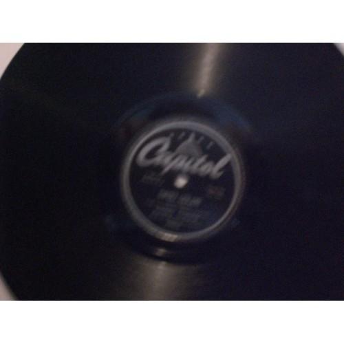 78 RPM: #3280 HARRY OWENS - LITTLE BUTCH (BOB HAMLIN) VG+ / CAPITOL 20004