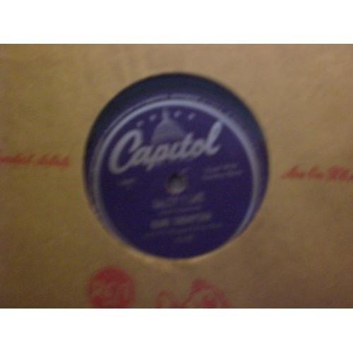 78 RPM: #3324 HANK THOMPSON - GREEN LIGHT & YOU REMEMBERED ME / VG+