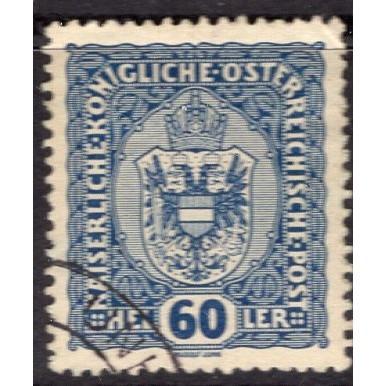 Austria (1916-18) Sc# 156 (2) used
