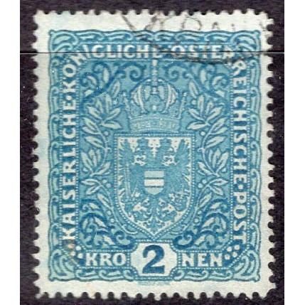 Austria (1917) Sc# 164 (2) used
